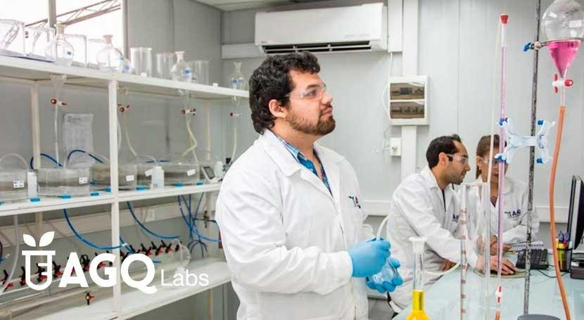 trabajos monitoreo plantas litio Chile, cargo AGQ Labs