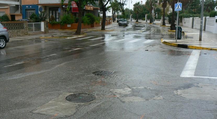 Valencia destina 1,46 millones abastecimiento, saneamiento y defensa inundaciones