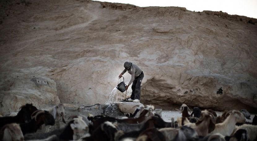 Innovar uso agua, clave hacer frente al cambio climático países árabes