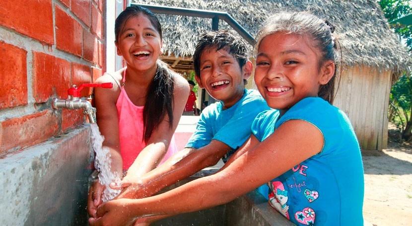 Más 9.000 familias Puno contarán conexiones agua domicilios