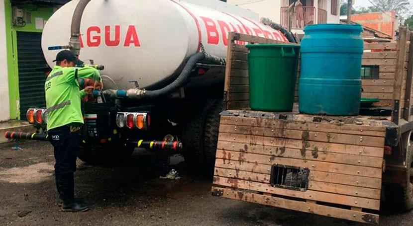 Gobierno Colombia trabaja restablecer servicio agua potable Corinto, Cauca