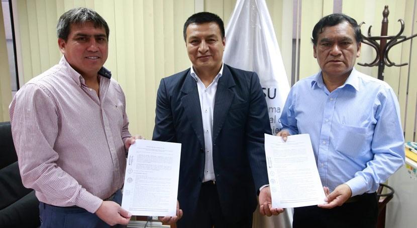 Perú mejorará servicio agua potable y alcantarillado Libertad