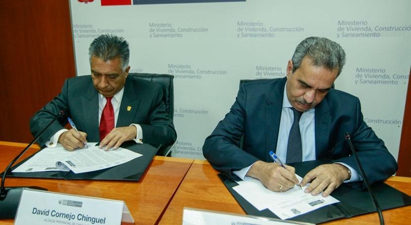 """"""" recursos transferidos Lambayeque deben tener impacto positivo prestaciones agua"""""""