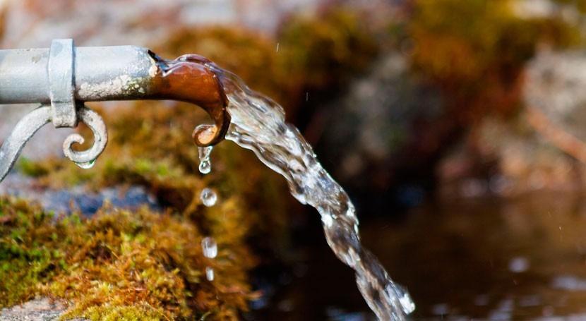 ciudadanos y derecho al servicio agua potable Venezuela