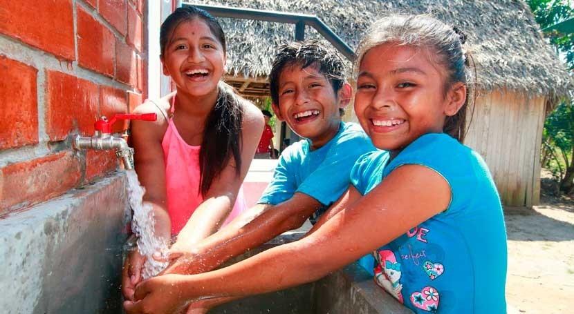 Gobierno Perú promovió 1.749 proyectos agua y saneamiento último año
