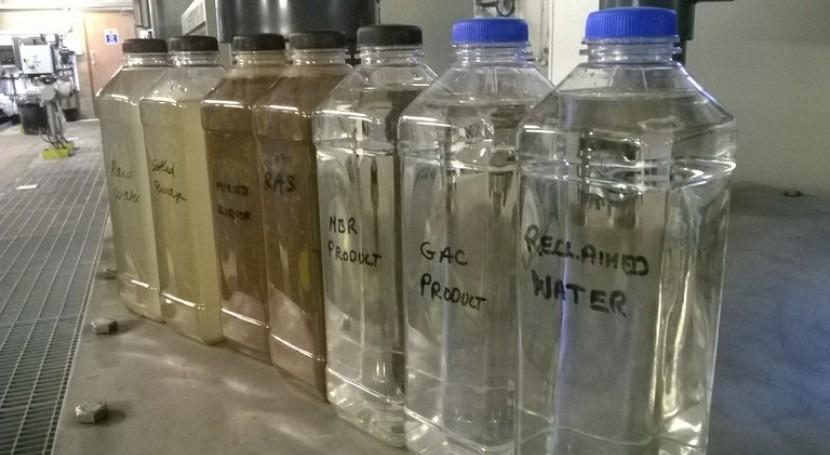 Agua Reciclada (Demoware)