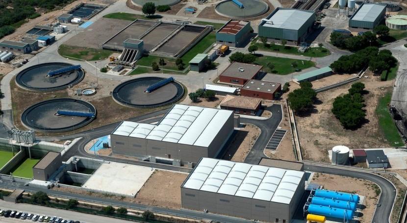 Cataluña reutiliza más 25 hm3 agua regenerada durante 2014