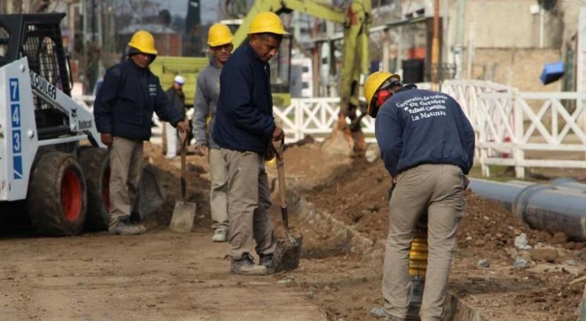 Agua + Trabajo: proyecto impacto doble Argentina