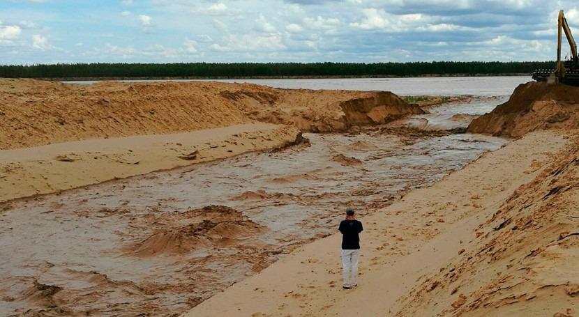 aguas Pilcomayo comienzan ingresar territorio paraguayo