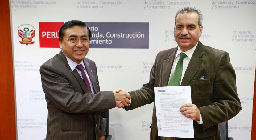 Gobierno peruano mejorará tratamiento aguas residuales Barranca