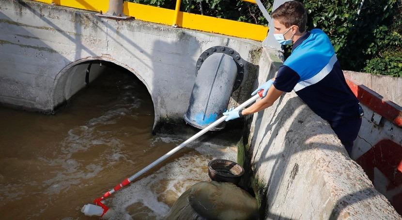 aguas residuales Madrid reflejan incremento sostenido COVID-19 últimas semanas