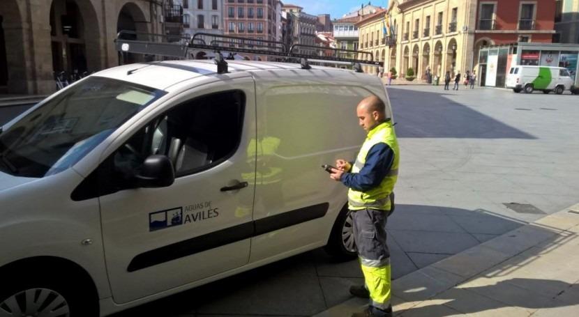 nuevo sistema gestión interna Aguas Avilés mejorará calidad servicio