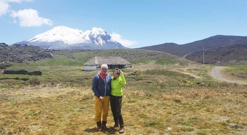 Reserva Ecológica Antisana Agua Quito recibió visita presidente Alemania