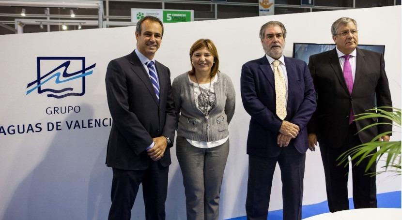 Dionisio García, Isabel Boing, Francisco Zorrilla y Manuel García-Portillo.