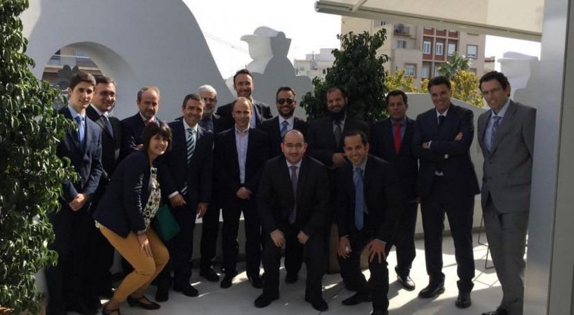 Grupo Aguas Valencia presenta modelo eficiencia NWC Saudí