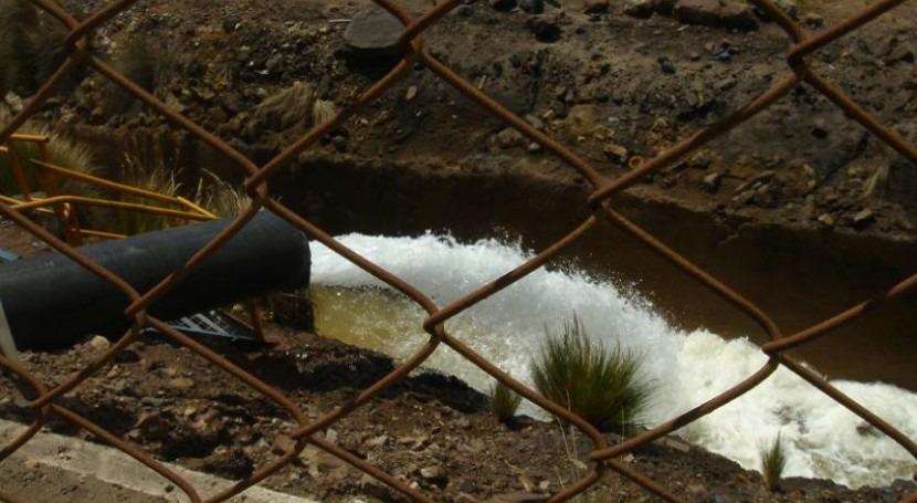 Las ciudades tienen que recoger y someter a tratamiento sus aguas residuales urbanas (Wikipedia/CC).