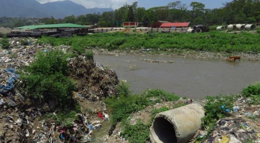 mejor gestión aguas residuales podría ayudar reducir contaminación aire