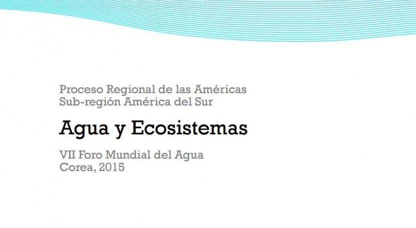 ecosistemas, fundamentales provisión servicios agua América Latina y Caribe