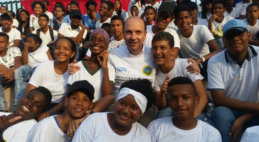 Colombia anima alcaldes país ahorrar agua y energía municipios
