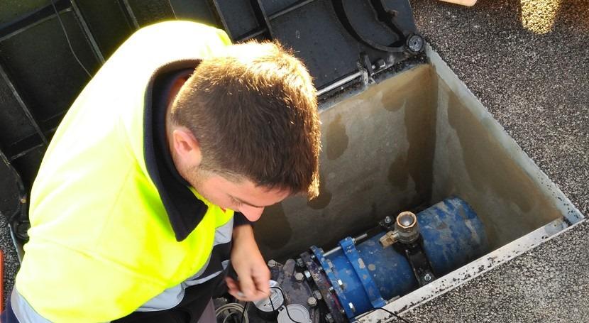 Aigües Sueca ha ahorrado este año más 600.000 m3 agua potable