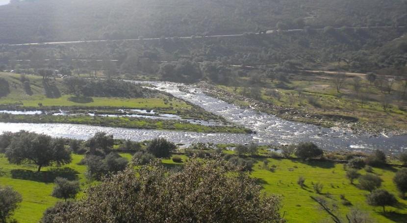 Río Alagón (Wikipedia/CC).