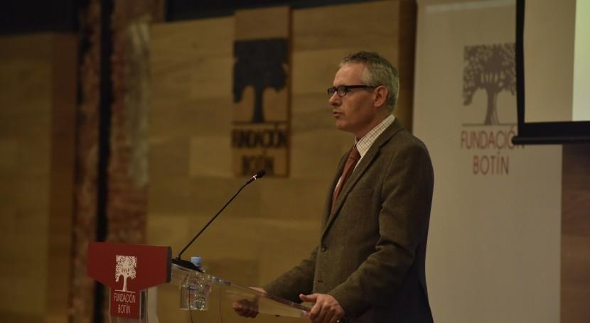 Alberto Garrido, en la presentación de iAgua Magazine 6