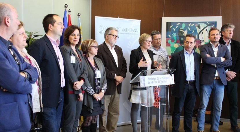 Valencia presenta requerimiento al Gobierno Reglamento Dominio Público Hidráulico