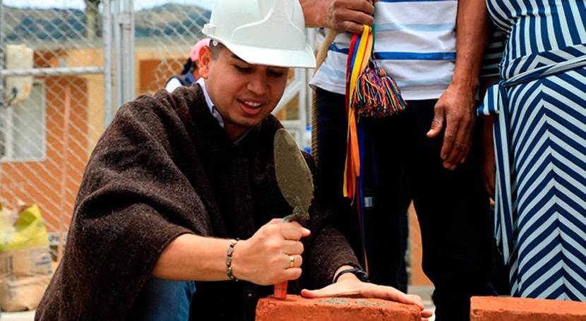 Colombia inicia obras optimización alcantarillado Jambaló