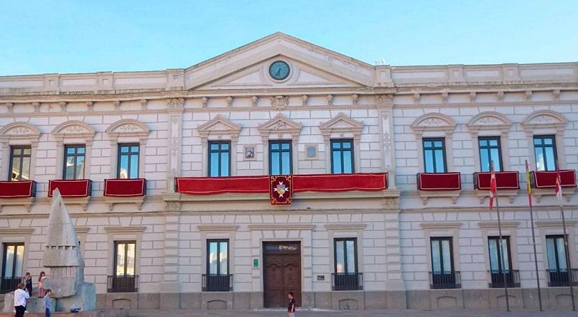 Ayuntamiento de Alcázar de San Juan.