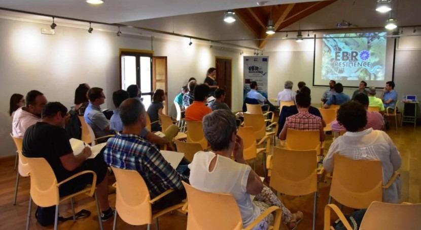 proceso participación social Ebro Resilience llega Aragón