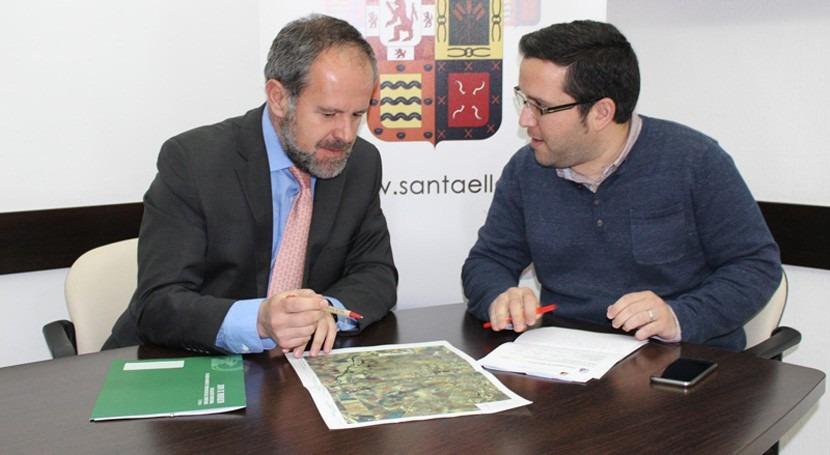 Gobierno andaluz invertirá cerca 8 millones euros nueva depuradora Santaella