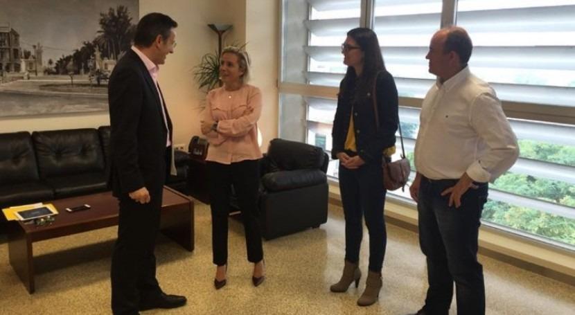 Murcia mejorará saneamiento pedanías Gebas y Berro Alhama Murcia