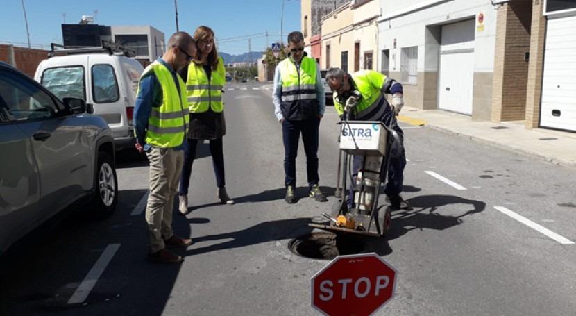 FACSA inicia trabajos desratización y desinsectación Almassora