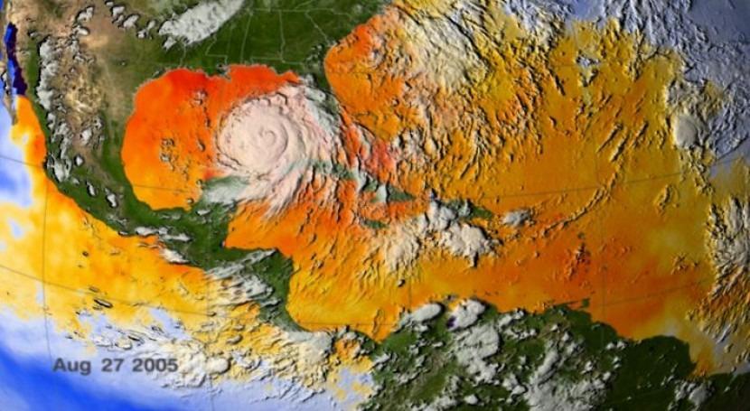 ¿Qué relación tienen incendios Amazonas huracanes Atlántico Norte?