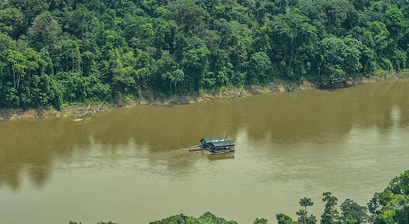 mercurio dorado amenaza suelo y aguas Amazonia