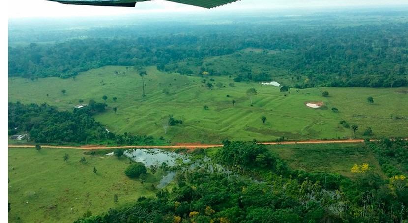 cambio climático impactó Amazonia antes llegada europeos