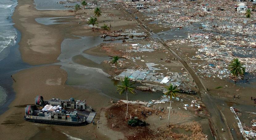 """experto riesgos naturales alerta que """"hay gran amenaza tsunami España"""""""