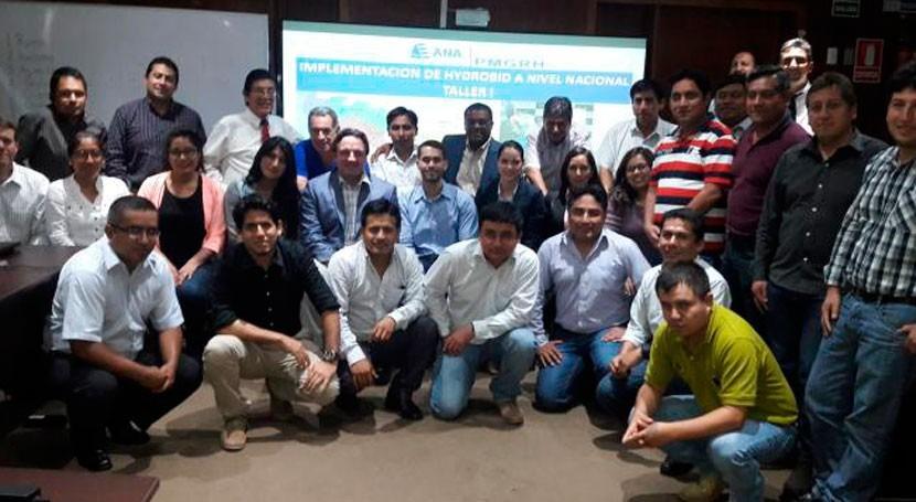 Hydro-BID, sistema estimar disponibilidad hídrica Perú