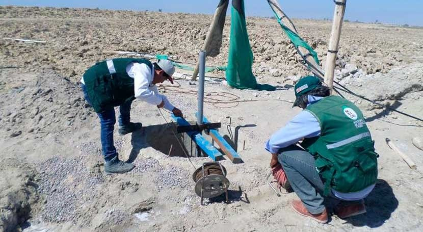 Perú ejecuta acciones fiscalización uso aguas subterráneas Lanchas