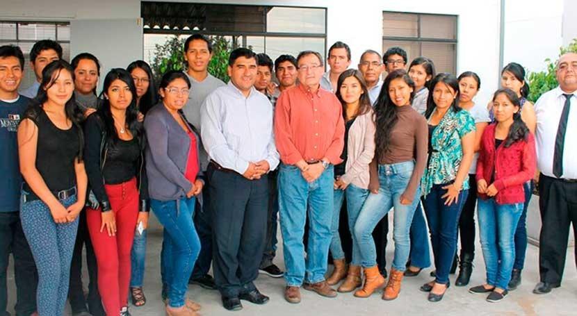 Perú promueve Voluntariado Agua todo país