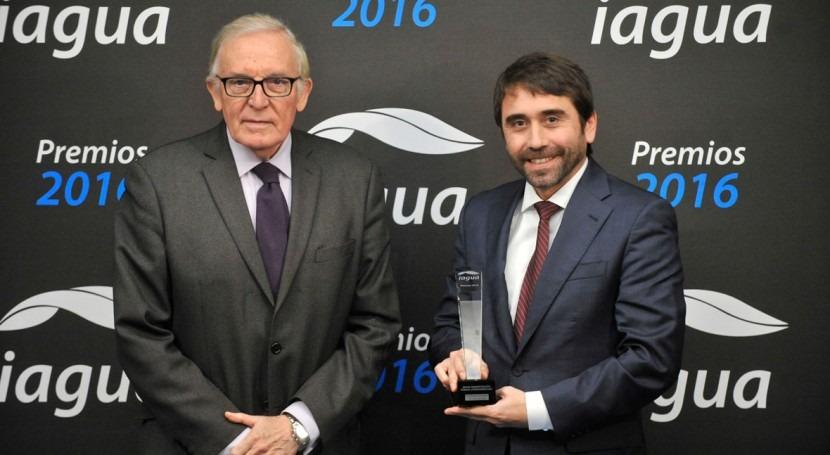 Autoridad Nacional Agua, premiada como Mejor Administración Pública Latinoamericana 2016