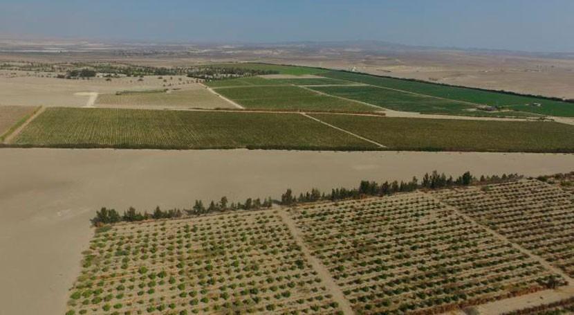 Gobierno Perú asegura uso sostenible agua Ica
