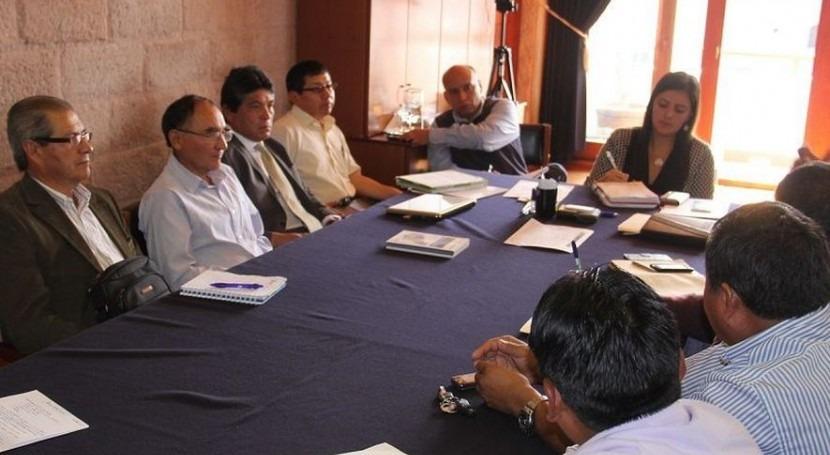 ANA y Gobierno Arequipa cooperan ejecutar Fondo Regional Ambiental Agua