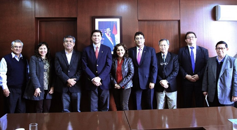 gobierno peruano confía sector privado generar proyectos gestión agua