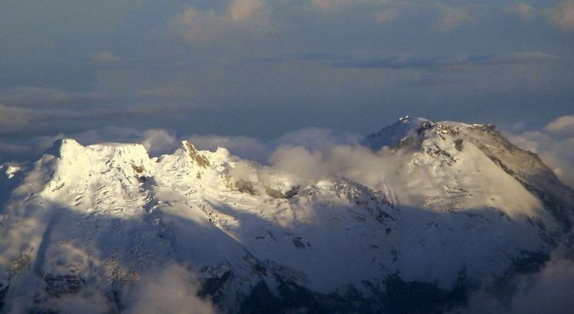 Andes (Wikipedia/CC).