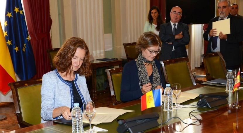 España y Andorra refuerzan cooperación bilateral materia cambio climático