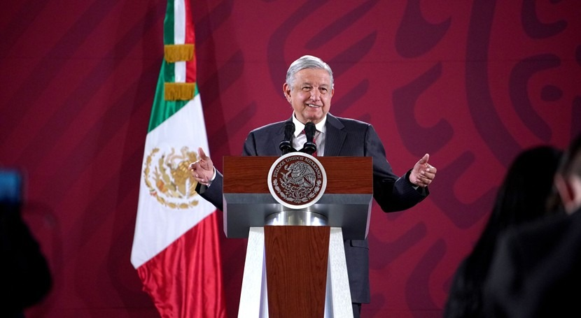 México salda deuda transfiriendo 130 millones metros cúbicos agua Estados Unidos