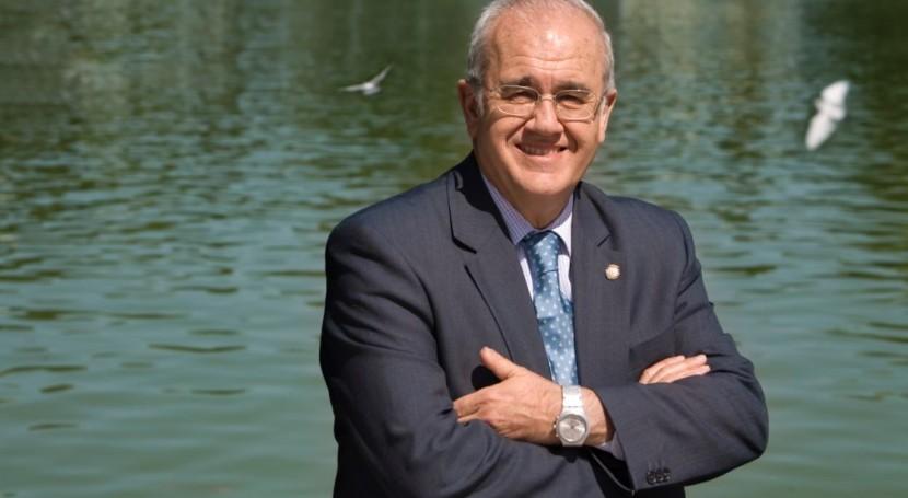 Presidente de Fenacore, Andrés del Campo.