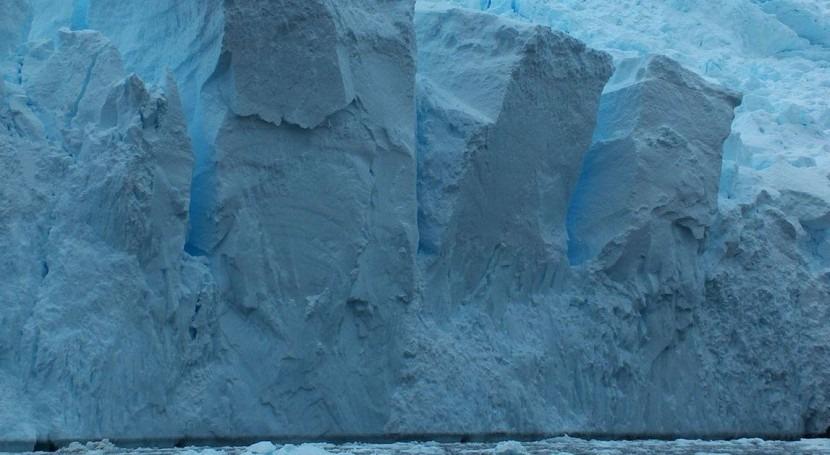 Se reaviva absorción CO2 parte Océano Antártico