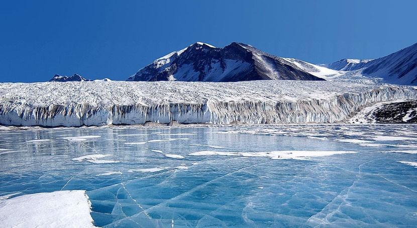 ¿Por qué océano Antártico no se ha calentado pesar cambio climático?